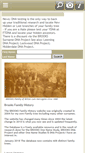 Mobile Preview of brooksfamilyhistory.co.uk
